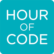 Hour of Code logo icon