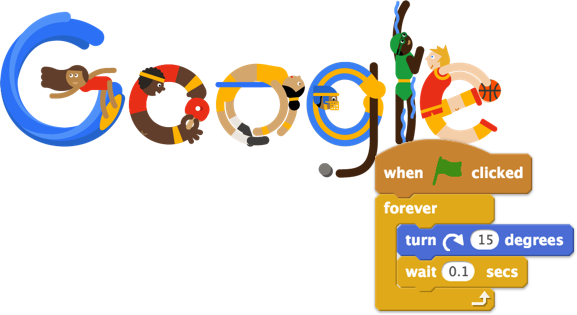 Hour Of Code Logo >> Featured Hour of Code Activity: Create your own Google Logo – GSuiteHelp.ca